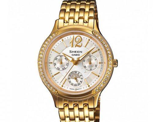 Z czym łączyć złote zegarki damskie?