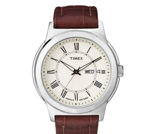 Timex - elegancki zegarek męski
