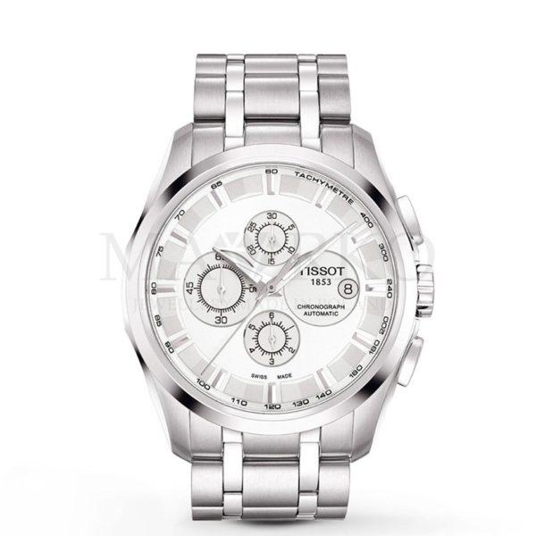 Zegarek męski Tissot – prezent na 18-stke dla chłopaka