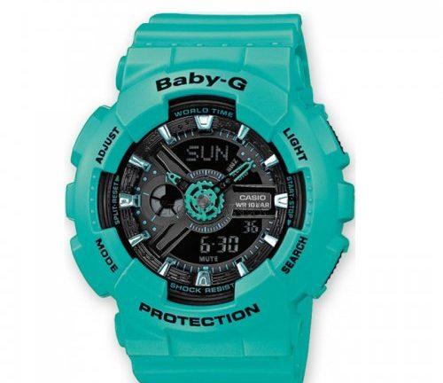 zegarek dziecięcy Casio Baby G
