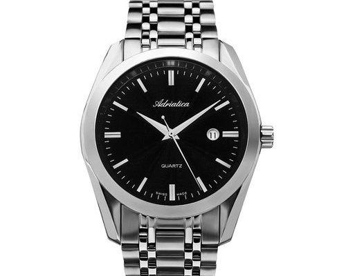 Zegarki Adriatica – charakterystyka marki