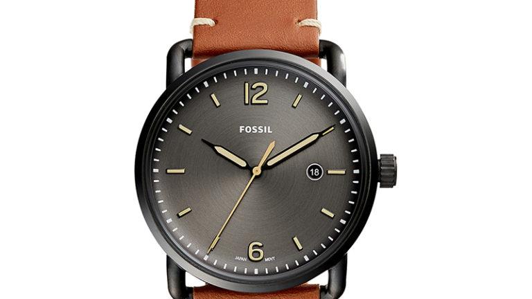 Fossil zegarek męski klasyczny The Commuter FS5276